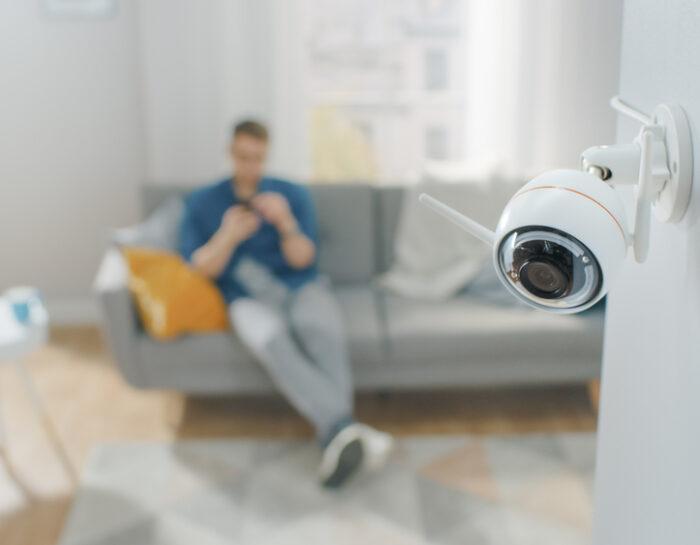 Où installer les caméras de surveillance dans une maison?